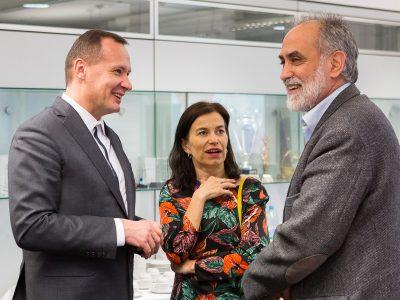 Novým prezidentom Business Leaders Forum sa stal Michal Liday z Tatra banky