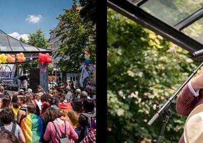 GSK Slovensko podporilo testovaciu sanitku na Dúhovom Pride 2018