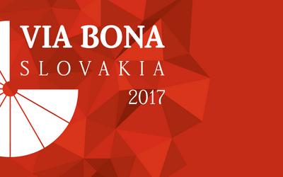 Galavečer Via Bona Slovakia 2017