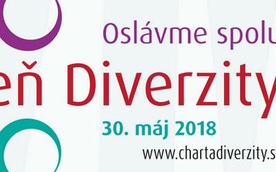 Deň Diverzity: Slávnostný podpis Charty diverzity novými signatármi