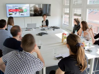 The second learning activity in Hi4CSR took place in Berlin, Germany !