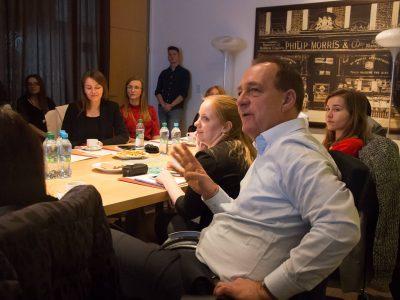 HPE sa stalo členom Business Leaders Forum