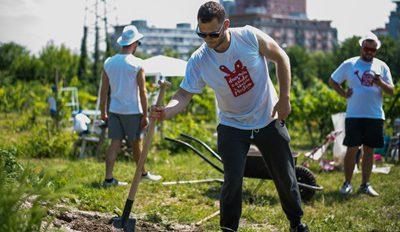 Viac ako 10-tisíc dobrovoľníkov pomáhalo na Našom Meste