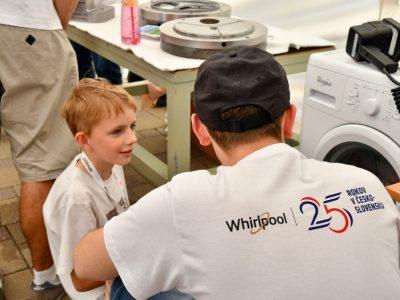 Whirlpool Slovakia oslavuje 25 rokov