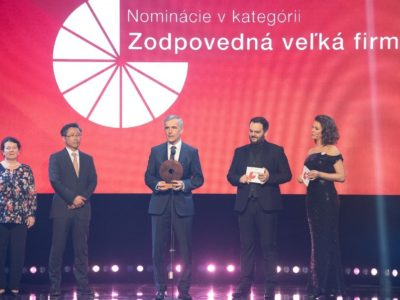 48 companies are competing for the Via Bona Slovakia 2017 Award