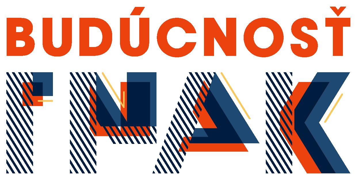 Info pre mladých  – Budúcnosť INAK logo