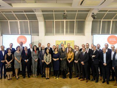Riaditelia Business Leaders Forum diskutovali o prioritách združenia