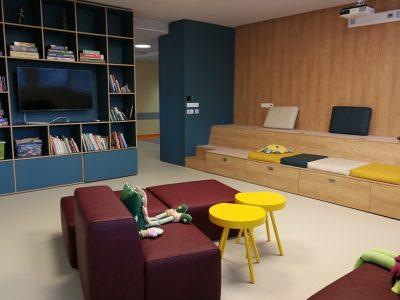 Nová herňa na detskej onkológii aj vďaka Volkswagen Slovakia