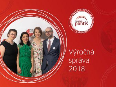 Vydali sme výročnú správu za rok 2018