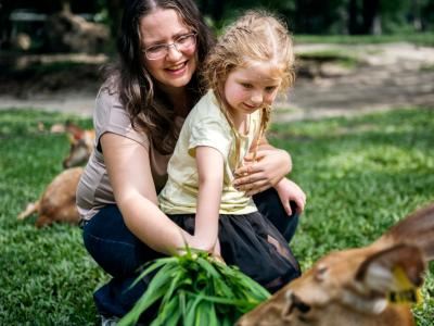 ANKETA: Vediete deti k filantropii?
