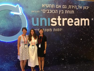 Po inšpirácie pre program Budúcnosť INAK až do Tel Avivu