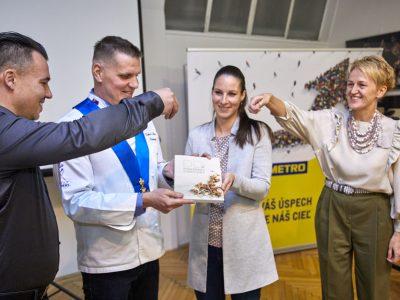 Veľkoobchod a kuchári podpísali memorandum o neplytvaní potravinami