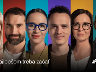 Tatra banka si novou kampaňou buduje imidž zamestnávateľa budúcnosti pre smart ľudí