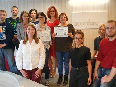 Európsky týždeň programovania s Accenture