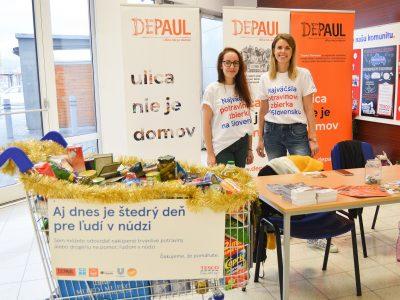 Zákazníci Tesca vytvorili rekord, ľuďom v núdzi darovali potraviny za 260-tisíc eur!
