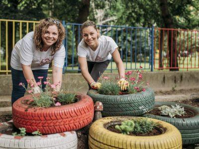Naše Mesto otvára registráciu pre firemných dobrovoľníkov a organizácie