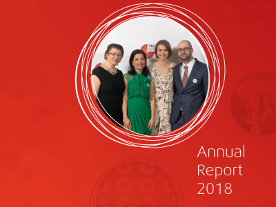 We Have Issued an Annual Report for 2018