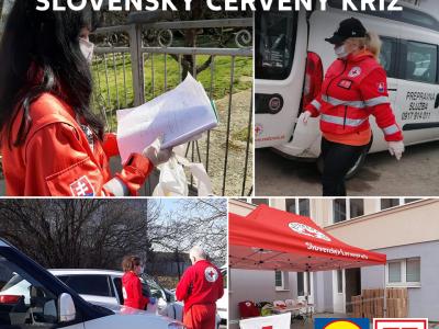 Kaufland a Lidl spoločne venujú Slovenskému Červenému krížu štedrú finančnú pomoc