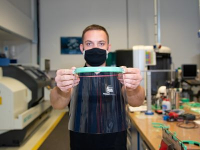 Volkswagen Slovakia pomáha v boji proti epidémii koronavírusu