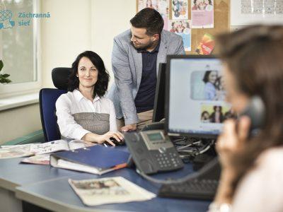 Záujem o poradenstvo v ťažkých životných situáciach zo strany spolupracovníkov dm rastie