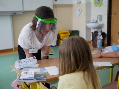 Nadačný fond Accenture podporil vzdelávací projekt Teach for Slovakia