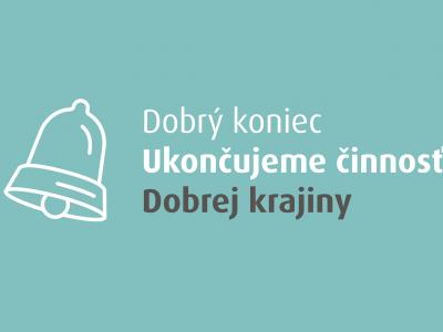 DobraKrajina.sk ukončuje činnosť. Darovali ste cez ňu viac ako milión eur