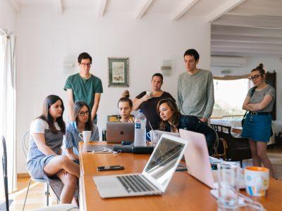 Séria Pro Bono Workshopov: Ako uspieť v online svete II