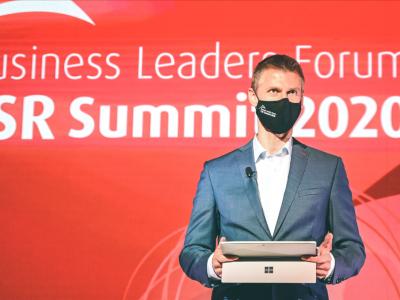 Aký bol BLF CSR Summit 2020